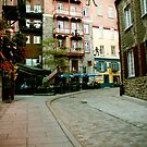 Old Quebec by Hena Tayeb