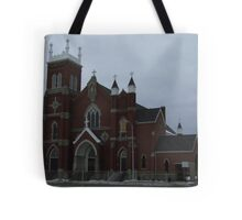 ST, MARY CHURCH Tote Bag