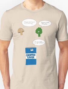 Sad Vegetables  T-Shirt