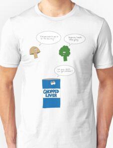 Sad Vegetables  T-Shirt