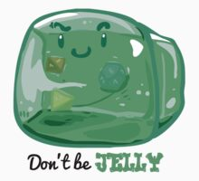 Gelatinous Cube - Don't Be Jelly (Light) Kids Clothes