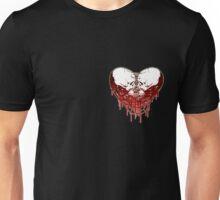 Skull-Heart (Smart) Unisex T-Shirt