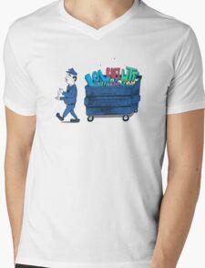 Grammar Police 2 Mens V-Neck T-Shirt