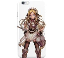 Lux Fan art iPhone Case/Skin