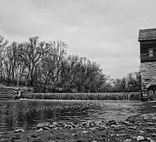 Old Mill by grinandbearit