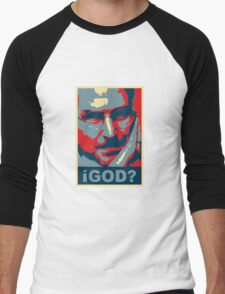 iGod? Men's Baseball ¾ T-Shirt