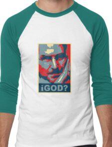 iGod? Men's Baseball ¾ T-Shirt