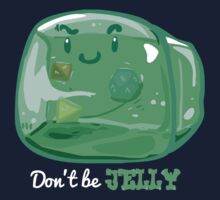 Gelatinous Cube - Don't Be Jelly (Dark) Kids Clothes