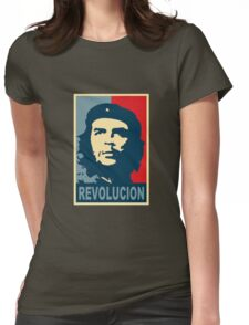Revolucion! Womens Fitted T-Shirt