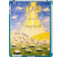 I AM the Good Shepherd iPad Case/Skin