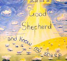 I AM the Good Shepherd by Calgacus