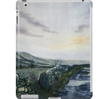 """""""A Drizzly Day in the Dales"""" iPad Case/Skin"""