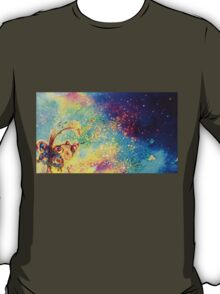 GARDEN OF THE LOST SHADOWS MAGIC BUTTERFLY PLANT T-Shirt