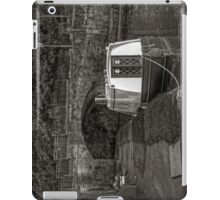 Bridge 43 B&W iPad Case/Skin