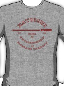 Zatoichi School T-Shirt
