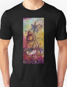 GARDEN OF THE LOST SHADOWS /  MAGIC BUTTERFLY PLANT T-Shirt