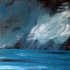 Rainy night by Tine  Wiggens