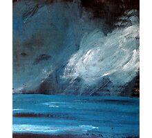 Rainy night Photographic Print