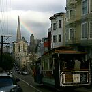 San Francisco Rainbow by Jhug