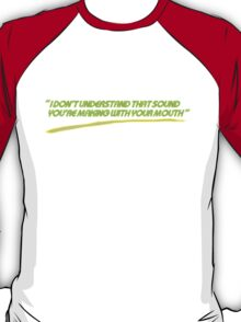 Agent Powers Quote T-Shirt