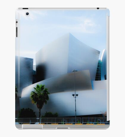 Disney Concert Hall -- Impression #1 iPad Case/Skin