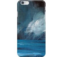 Rainy night iPhone Case/Skin