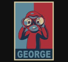 Curious George by eritor