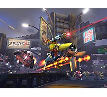 Jak 2 - Chase Photographic Print