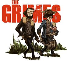 The Grimes by marcosmp