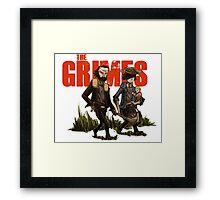 The Grimes Framed Print