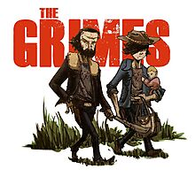 The Grimes Photographic Print
