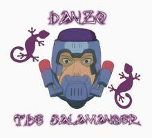 Hanzo the Salamander Kids Clothes