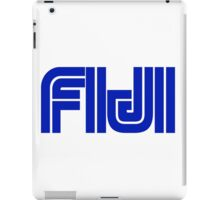 Fiji Water iPad Case/Skin