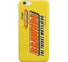 BRAWNDO iPhone Case/Skin