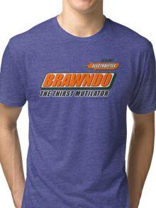 BRAWNDO Tri-blend T-Shirt