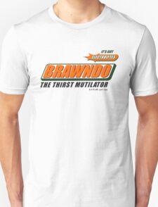BRAWNDO Unisex T-Shirt