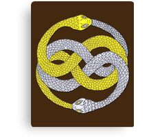 The Neverending Story - Auryn Canvas Print