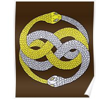The Neverending Story - Auryn Poster