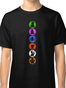 Crazy Silhouettes Classic T-Shirt