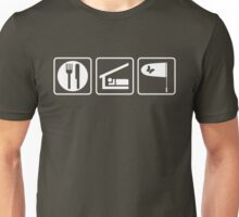 Eat.Sleep.Collect Unisex T-Shirt
