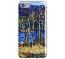 Deer Lake park in Burnaby, BC, Canada iPhone Case/Skin