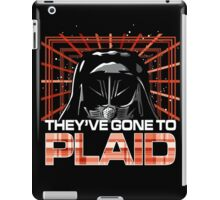 Lightspeed Is Too Slow iPad Case/Skin