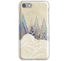 Snowy Dreams iPhone Case/Skin