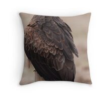 Predator Portrait Throw Pillow