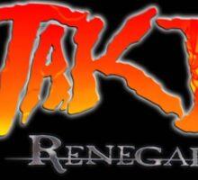 Jak II Renegade Sticker