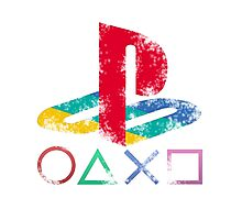 playstation lovers Photographic Print