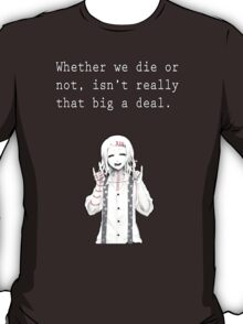 Tokyo Ghoul - (Juuzou Graphic) By Tokyo_Fool T-Shirt