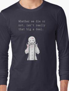 Tokyo Ghoul - (Juuzou Graphic) By Tokyo_Fool Long Sleeve T-Shirt
