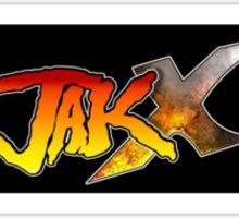 Jak X Sticker