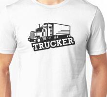 Trucker truck Unisex T-Shirt